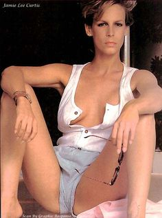 Jamie Lee Curtis Hot | Were it not for looking upon Jamie Lee's lovely lunch trays in 1983 ...