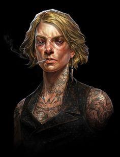 Dishonored 2 – Character Art Gallery   Bethesda.net