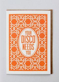 Your Disco