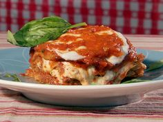Hands down the BEST eggplant parm I have ever made!!  Labor-Inducing Eggplant Parmigiana