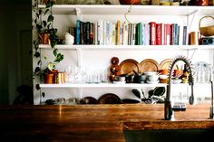 This+Family+Abode+is+a+Perfectly+Boho+Dream+via+@domainehome