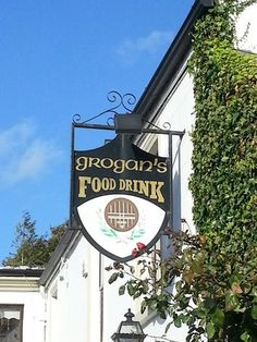 Grogan's of Glasson Pub & Restaurant, Athlone: See 431 unbiased reviews of Grogan's of Glasson Pub & Restaurant, rated 4.5 of 5 on TripAdvisor and ranked #4 of 102 restaurants in Athlone. The Row, Trip Advisor, Irish, Restaurants, Around The Worlds, World, Night, Ireland, Cities