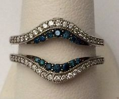 Sapphires in my ring!