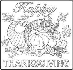 Top 88+ Thanksgiving Coloring Pages 2020 Sheets Printables Activities Crafts