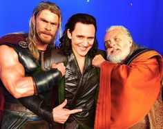 Thor - Loki - Odin