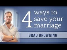 4 Ways to Save Your Marriage (Prevent Divorce or Separation) - WATCH VIDEO HERE -> http://bestdivorce.solutions/4-ways-to-save-your-marriage-prevent-divorce-or-separation    SAVE YOUR MARRIAGE STARTING TODAY (Click for more info…)   – 4 Ways to Save Marriage Whether your spouse has told you they are no longer happy, or simply suspects that you can soon stop, I am here to tell you how you can save your marriage without any help. My name is Brad...