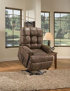 Power Couch And Loveseat