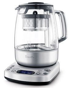 Breville BTM800XL Tea Maker, One Touch Electric - Tea Kettles & Electric Kettles - Kitchen - Macy's