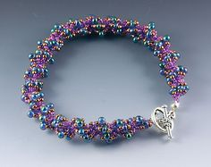 Whimbeads Spiral Rope Tutorial