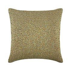 Gold Taffeta Throw Pillow Cover, Gold Charmer – The HomeCentric