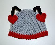 Ravelry: Love Bug Hat pattern by Sweet Potato 3