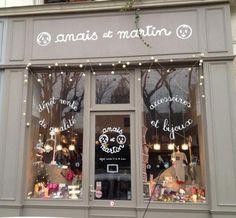Grange Aux Belles Quarter, Anais et Martin shop, 13 rue des Recollets, Paris X