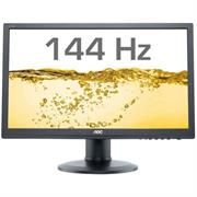 AOC G2460PQU 24 inch Gaming Monitor Full HD 1920x1080,144Hz 1ms,DP/HDMI/DVI/VGA , 350cd/m2 80M:1 1ms Speakers, VESA, Height Adjustment Stand, USB Hub/Charger, Retail Box , 3 year warranty