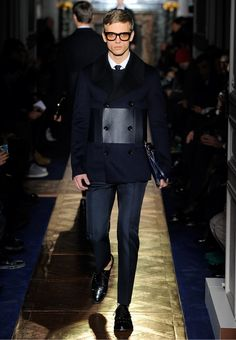 #Valentino, #Men's Collection, #Winter 2013, #Menswear, #Fashion, #Apparel, http://www.style-tips.com/en/news/archives/49235