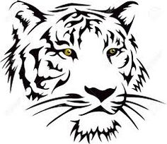Image result for tribal tiger tattoo