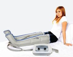 Air Sequential Compression Leg Massager  XL Full Half Leg Complete Set Full Leg Garment XL *** Be sure to check out this awesome product.