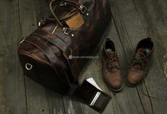 Mens-Leather-Luggage-Mens-Luggage-Travel-Luggage-8 Mens Luggage, Leather Luggage, Travel Luggage, Leather Men, Brown Leather, Tap Shoes, Dance Shoes, Leather Duffle Bag, Shopping Bag
