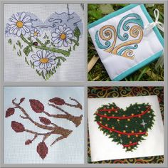 Cross stitch *<3* Mes frees | Lindashee - loisirs et créations