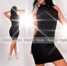 NedyN fekete női ruha - AdryFashion női ruha webáruház 7e78779449