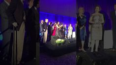 """Summer sings the finale song """"Rise Up"""" by Andra Day at the 2016 Caring Awards in Orlando, Florida Welcome Summer, Distortion, Summer 2016, Singing, Awards, Blues, Songs, Live, Concert"""