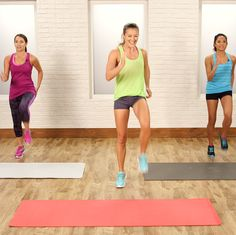 20-Minute No-Running Cardio You Can Do in Your Living Room