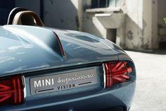 Mini Superleggera Concept: schone Britse | Autonieuws - AutoWeek.nl