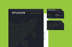 Structura on Behance