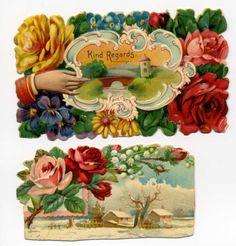 Victorian ephemera