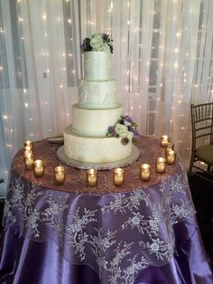 Cake Table Inspiration #ManchesterCountryClub #Weddings