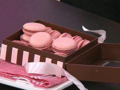 Recetas   Pink Macarrons   Utilisima.com