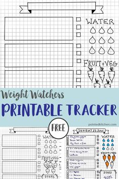 Keeping track of the food you eat whilst on the Weight Watchers Program is paramount to weight loss success. This fun Weight Watchers free printable tracker will help you record your Smart Points whilst on the Weight Watchers Flex / Freestyle Program. Weight Watchers Tipps, Weight Watchers Program, Weight Watchers Free, Weight Watchers Meals, Weight Watchers Points List, Weight Watchers Success, Weigh Watchers, Diet Tracker, Tracker Free