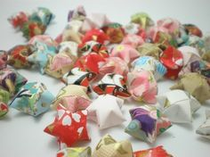 more origami lucky stars  by origamipalace