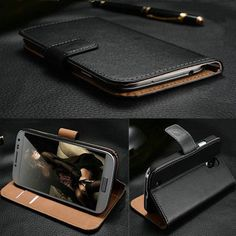Luxury Samsung Galaxy Leather Flip Case Mobile Phone Cover Wallet Card Holder in Mobile Phones & Communication, Mobile Phone & PDA Accessories, Cases & Covers | eBay  http://www.ebay.co.uk/itm/Luxury-Samsung-Galaxy-Leather-Flip-Case-Mobile-Phone-Cover-Wallet-Card-Holder-/272217106174?var=&hash=item3f616766fe:m:mKMiYCryU800s2-gnWLwFiA #SamsungGalaxyCase #SamsungGalaxyLeatherFlipCase #samsunggalaxyleathercase