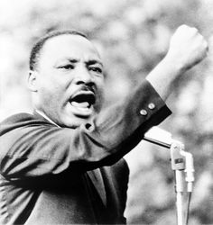 Martin Luther King Jr. | the becoming radical