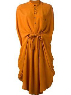 Women - Clothing - Henrik Vibskov Ruffled Egg Dress - Henrik Vibskov boutique - Online Store