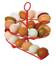 Must Fresh Eggs Be Refrigerated? By Theresa Loe