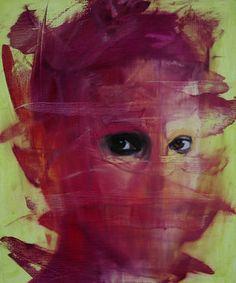 "Saatchi Art Artist Lim Cheol Hee; Painting, ""stranger (67)"" #art"