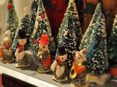 Vintage Christmas Decorating Ideas - Bing images