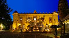 Castello di San Marco Charming Hotel & Spa in Sicily Italian Wedding Venues, Wedding Receptions, Sicily Wedding, Getting Married In Italy, Spa Hotel, Sicily Italy, Beautiful Castles, Historic Homes, Italian Style