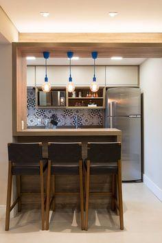 Kitchen Counter Design, Kitchen Room Design, Modern Kitchen Design, Home Decor Kitchen, Interior Design Kitchen, Small Modern Kitchens, Cuisines Design, Kitchen Remodel, Free Images