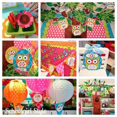 Owl Classroom Theme #1 classroom decorating theme of the year!  www.schoolgirlstyle.com