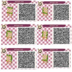 Christmas Themed Path Animal Crossingnew Leaf Qr Codes