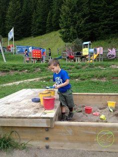 Vacanze in Trentino, parchi gioco in quota, parchi gioco trentino per bambini