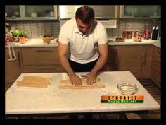 Greek Desserts, Greek Recipes, Phyllo Dough Recipes, Easter Recipes, Cooking Recipes, Youtube, Knit Crochet, Sugar, Photos