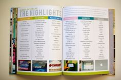 "I LOVE this Week in the Life Project - especially ""The Highlights"" page.great insert for project life!"