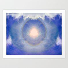 Eye of Light Art Print by CrismanArt - X-Small Mirror Image, Light Art, Photo Art, My Photos, Tapestry, Art Prints, Eyes, Artist, Artwork