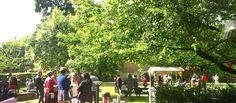 Trumpington House Gardens - University of Cambridge