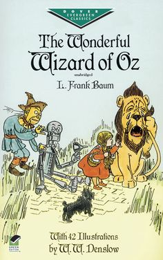 "Review By JENNIFER KALI My mom's favorite movie is ""The Wizard of Oz,"" so I've seen it dozens of times, but I've never read the book. I was happy to come across a copy…"