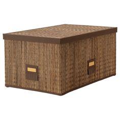 MOTORP Box with lid - 35x55x27 cm - IKEA