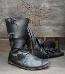Reenactment Viking Boots